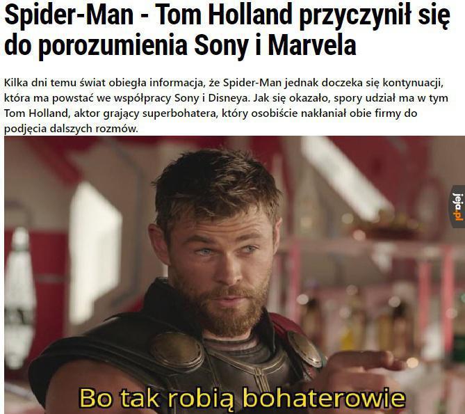 Dzięki, Tom!