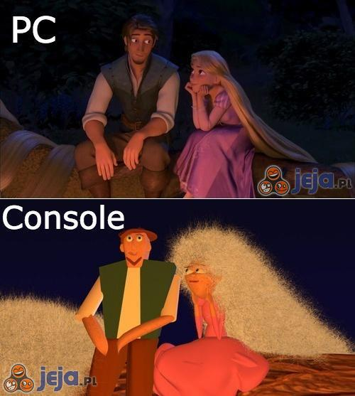 PC vs Konsole