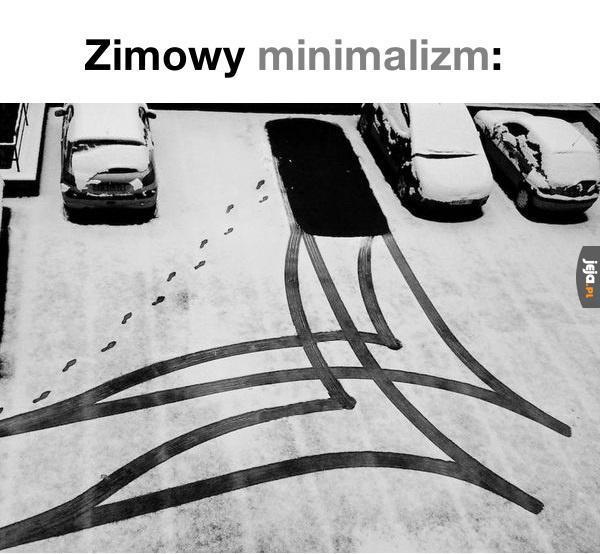 Sztuka na parkingu