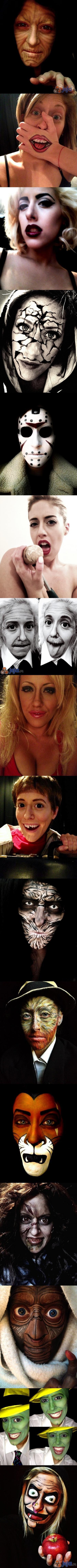 Szalone transformacje kosmetyczne