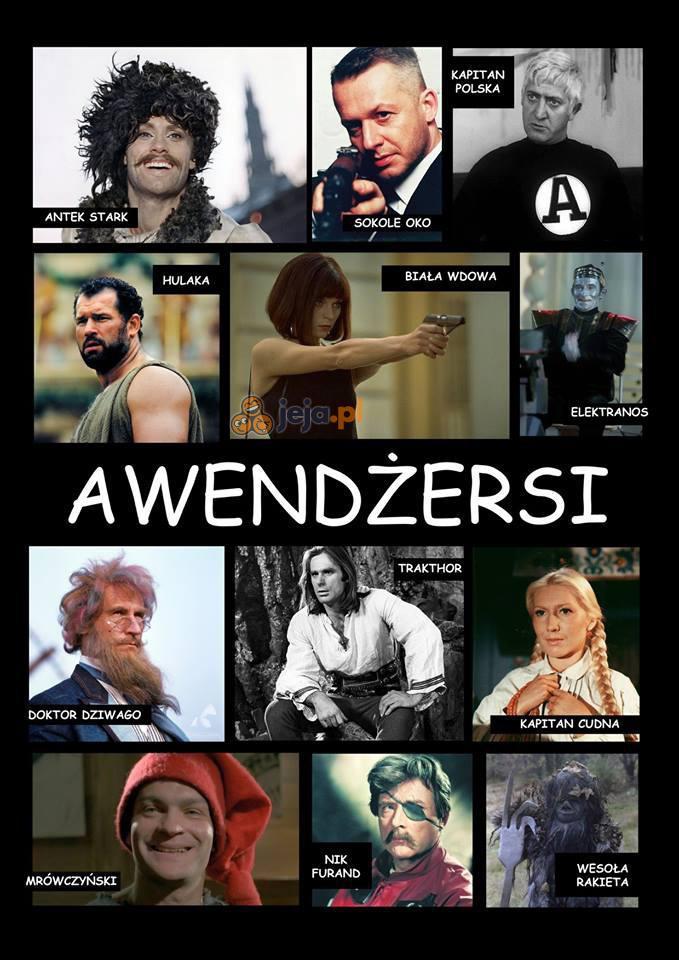 Polscy Avengersi