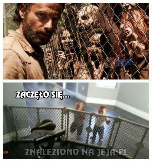 Nadciąga apokalipsa zombie!