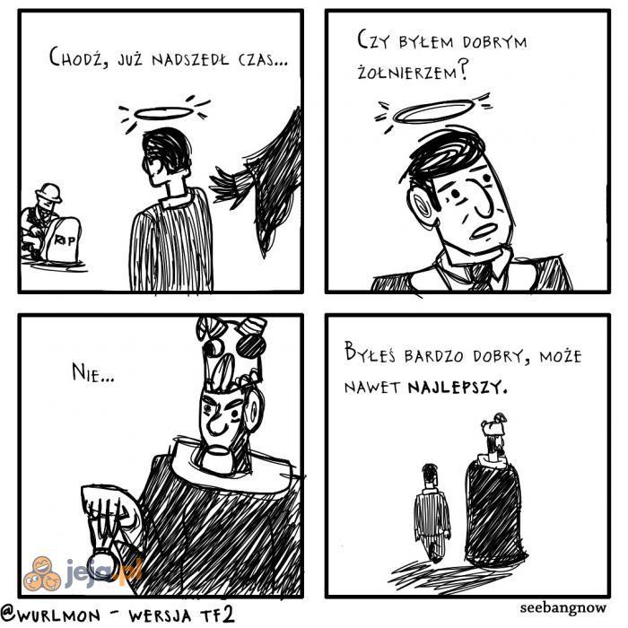 Żegnaj, żołnierzu...