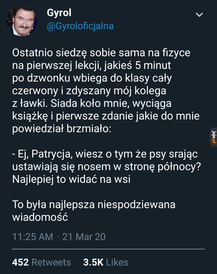 A dodatkowo to odkryli Polacy