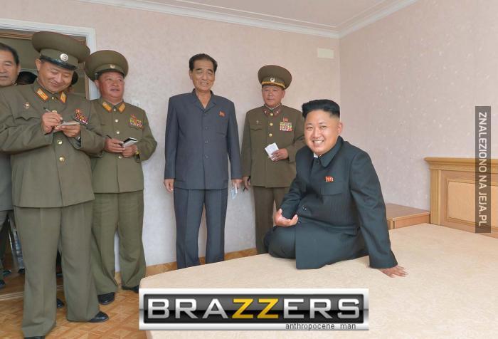 Kim postanowił zrobić karierę...