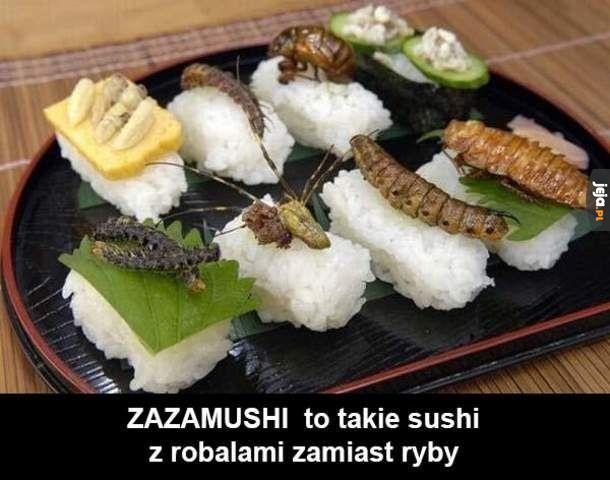 Zazamushi