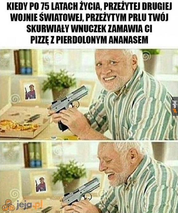 Nie o taką Polskę walczyłem