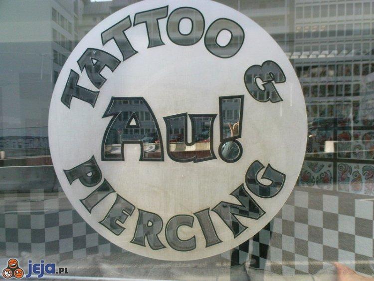 Studio tatuażu - Au!