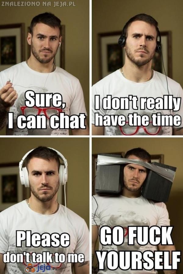 Co słuchawki mówią o człowieku