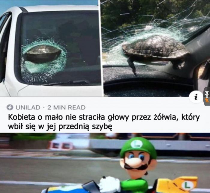 W Mario Kart nie ma miejsca na sentymenty
