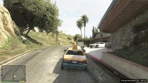 Rany, to była szybka przeja... bulbulbul...