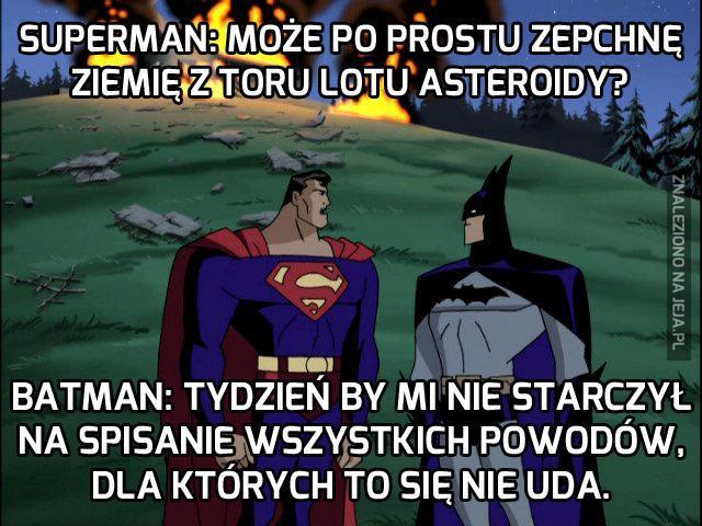 Sceptyczny batman