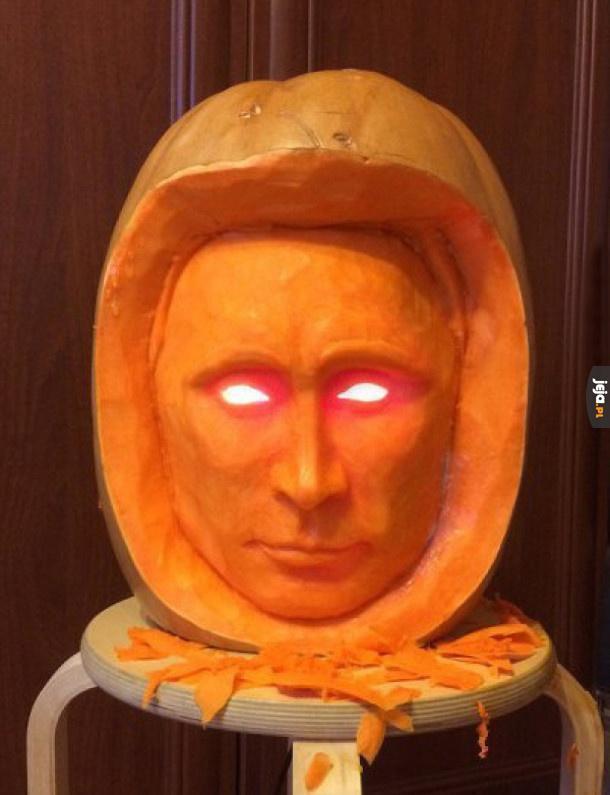 Jak przestraszyć Amerykanów w Halloween
