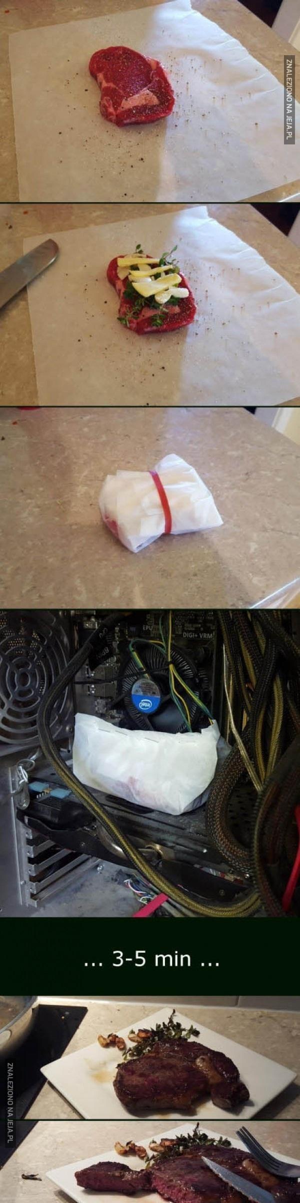 Stek a'la Intel