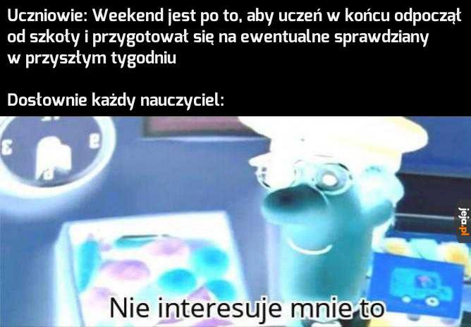 """30 zadań po 10 podpunktów, rozprawka i prezentacja """"Dlaczego j. polski to najważniejszy przedmiot?"""""""