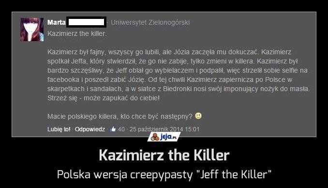 Kazimierz the Killer