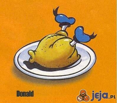 Ostatni odcinek kaczora Donalda