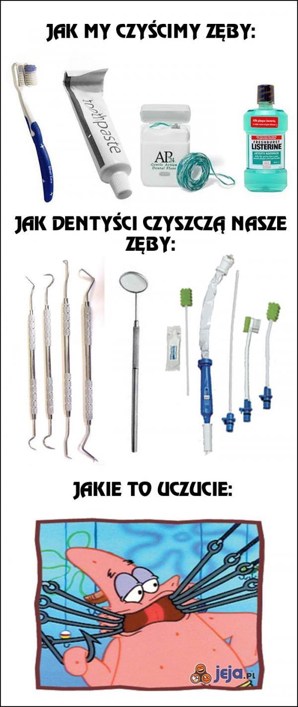 Nigdy nie ufaj dentyście