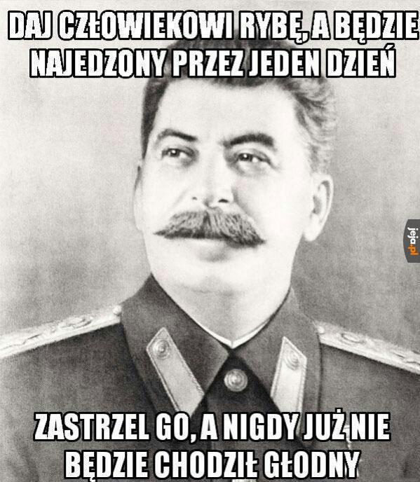 Stalin doradza