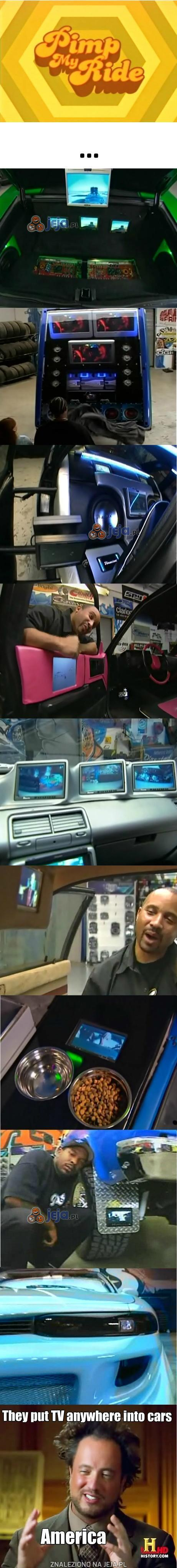 Telewizory, telewizory wszędzie!