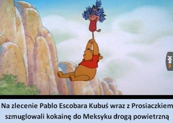 Kubuś i zlecenie od Pablo