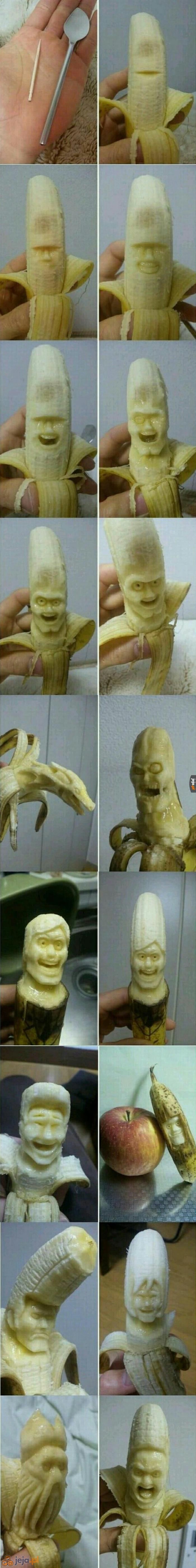 Bananowa sztuka