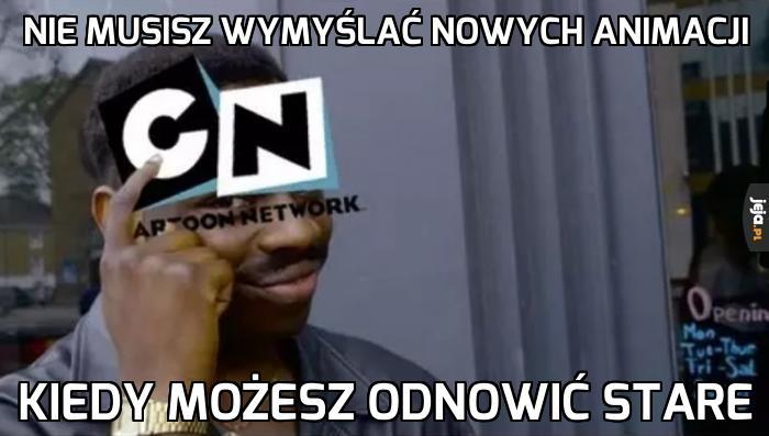 Logika Cartoon Network