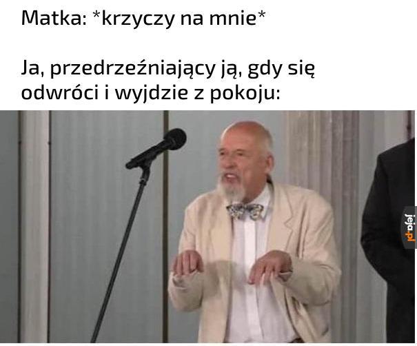 Janusz chomik Mikke