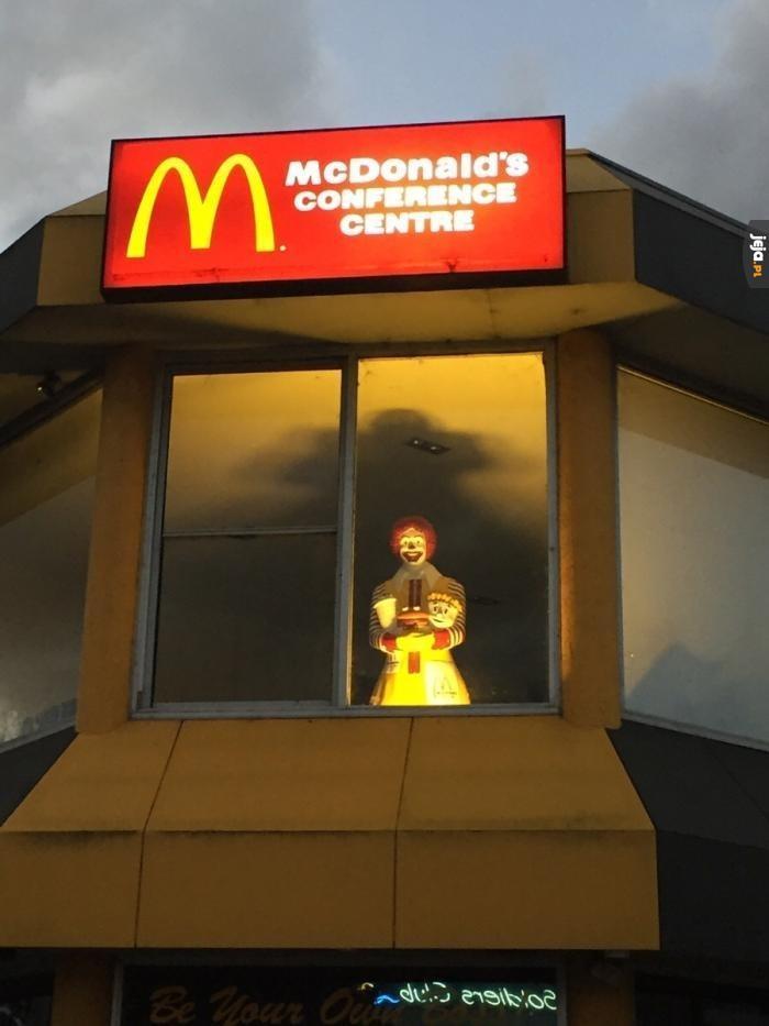 Ronald na Ciebie czeka