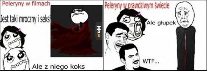 Peleryny