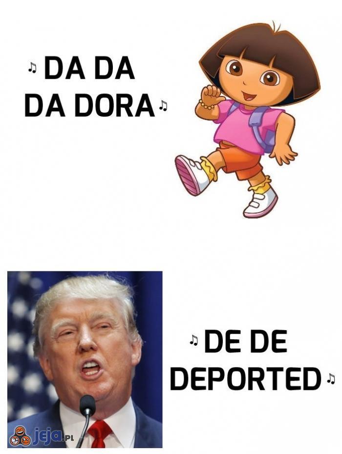 Dora ma kłopot
