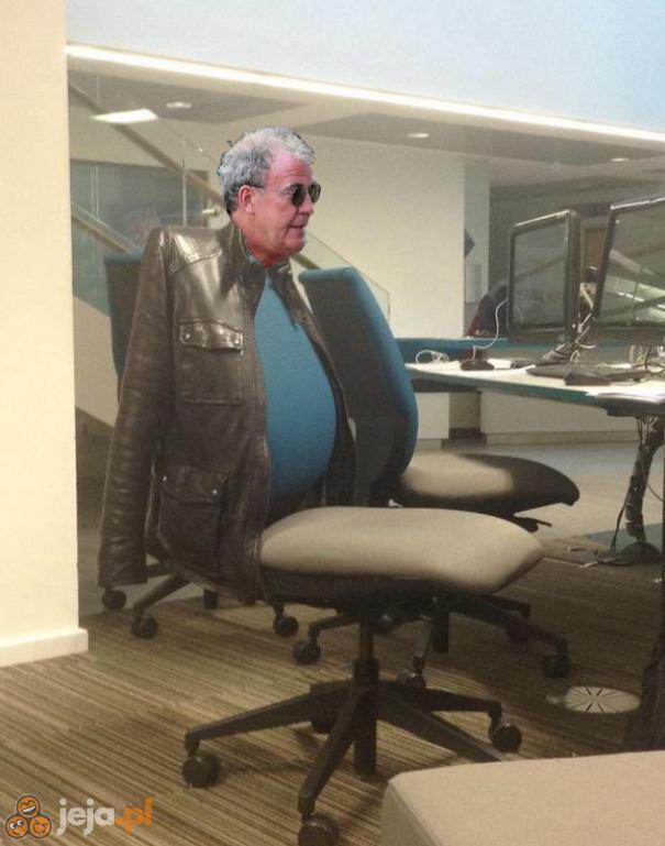 Żeby nie było, szanuję Clarksona