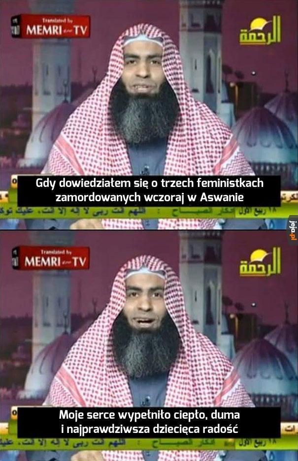 Tymczasem u Arabów