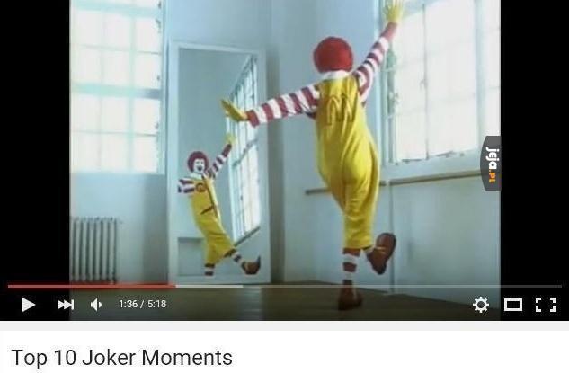 Najlepsze sceny z Jokerem