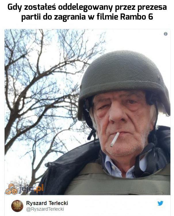 Rambo 6 - ostatni fajek