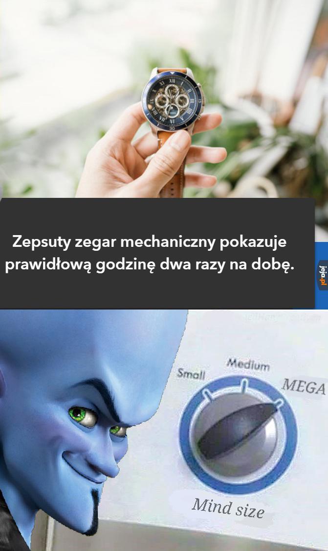 Prawdziwy zegarmistrz