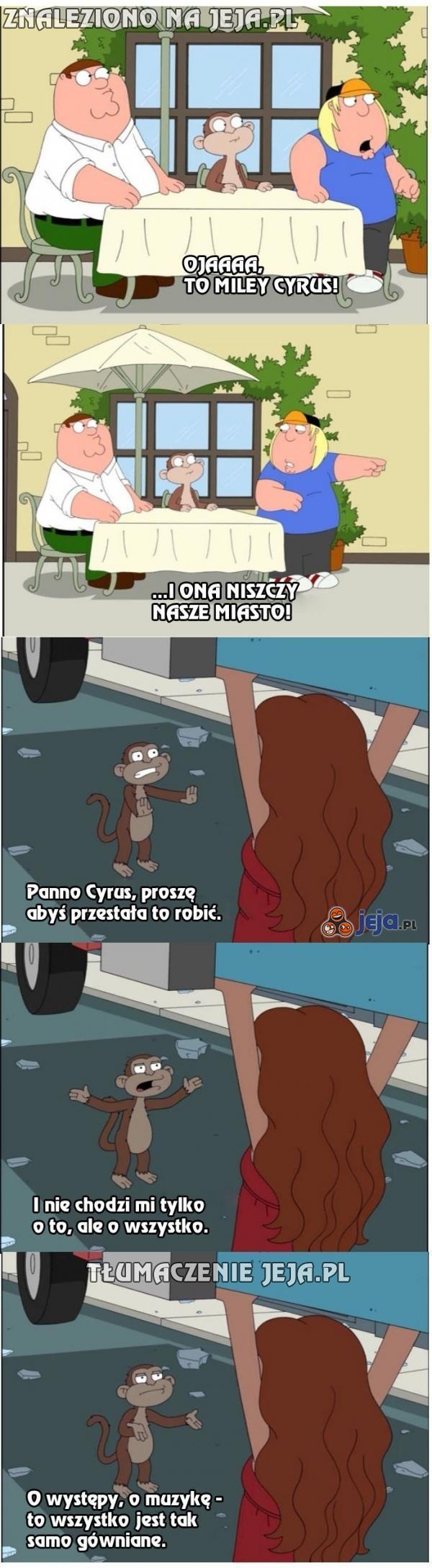 Miley Cyrus, STAHP