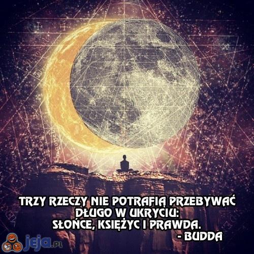 Słońce, Księżyc i prawda