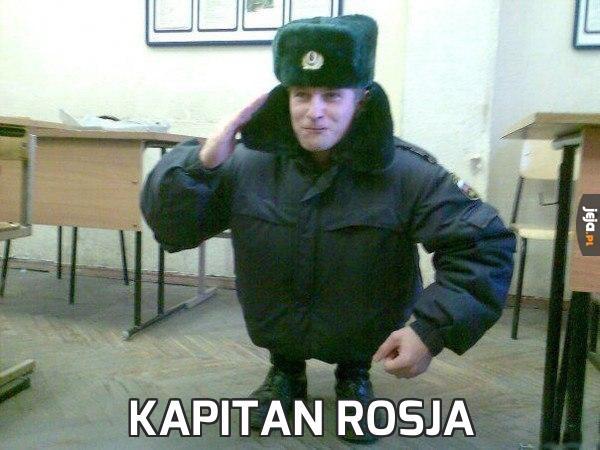 Kapitan Rosja