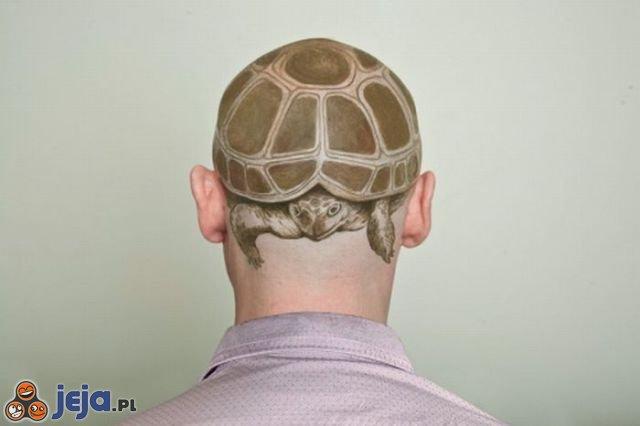 Tatuaż Na Głowie Jejapl