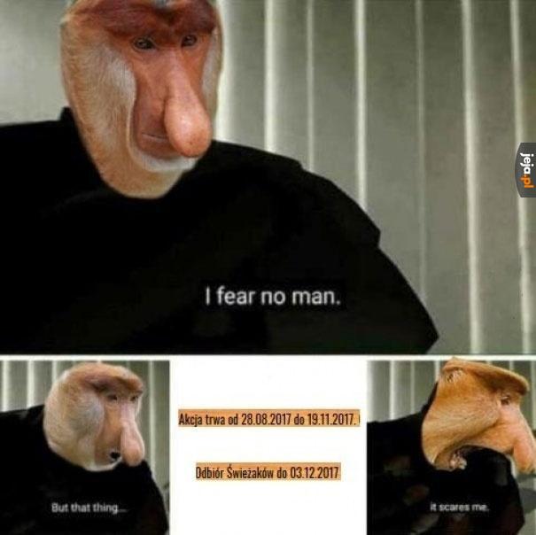 Nie zdążę!