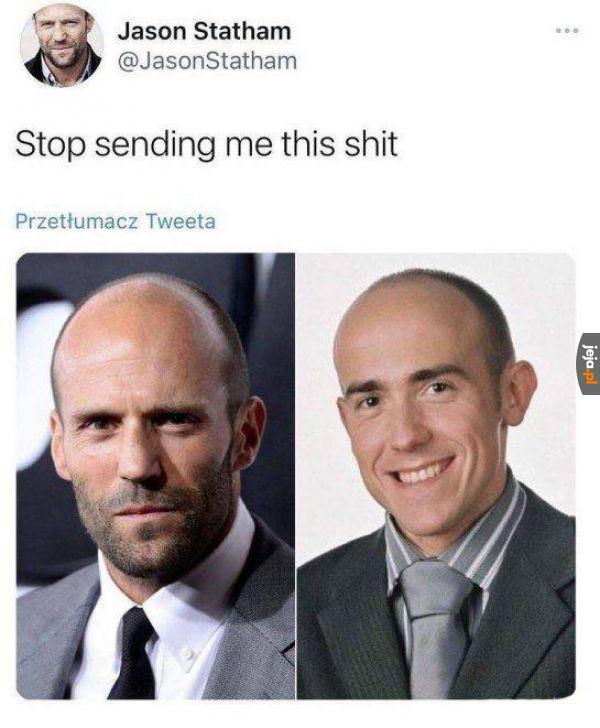 Cóż za podobieństwo