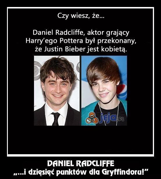 Punkty dla Gryffindoru!