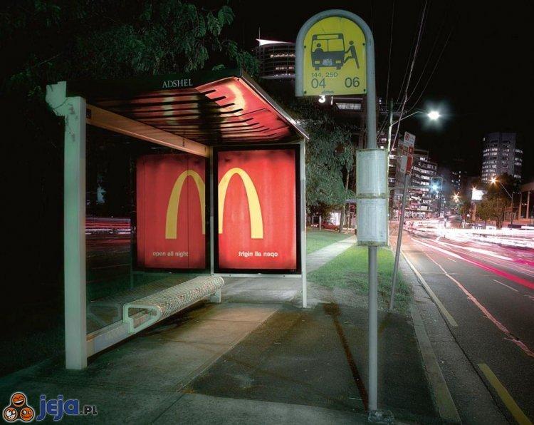 Reklama McDonalds