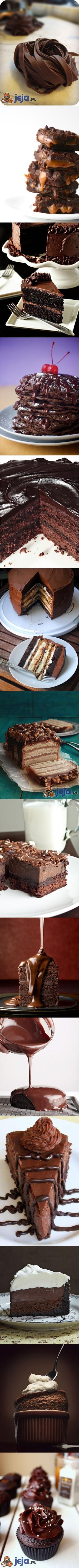 Czekoladowe słodkości cz. 2