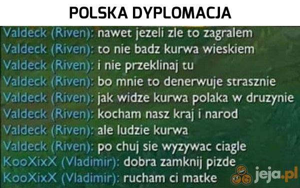 Polska Dyplomacja