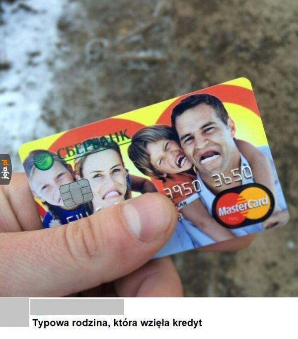 Fajna karta kredytowa