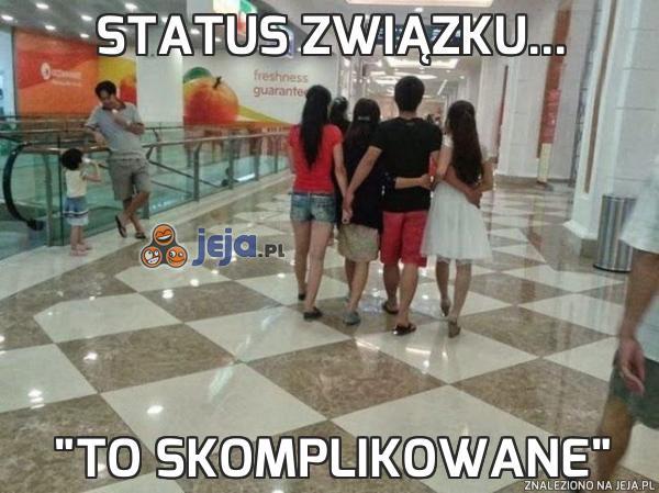 Status związku...