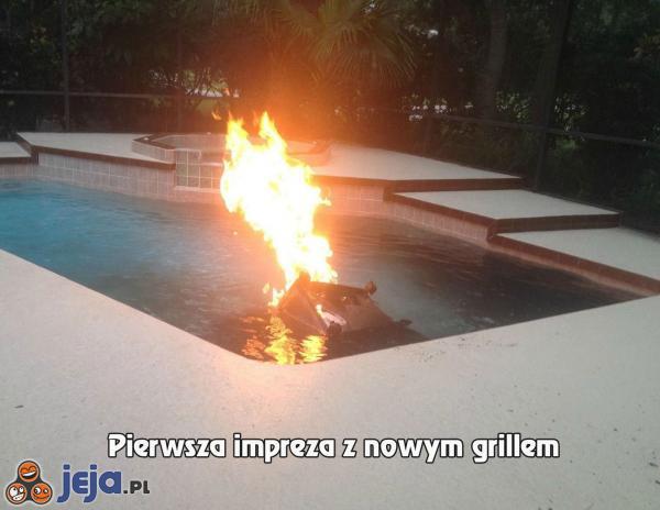 Tegoroczny grill wypalił znakomicie