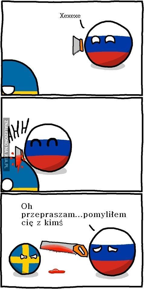 Rosja, no co ty?
